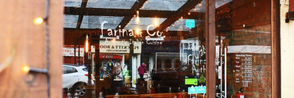 Italian restaurant in Lytham St Annes